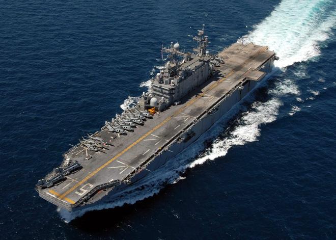 [Ảnh] Siêu hạm Mỹ từng được dự định mang tên địa danh Việt Nam - Ảnh 5.