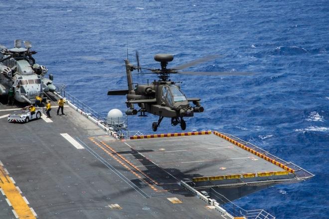 [Ảnh] Siêu hạm Mỹ từng được dự định mang tên địa danh Việt Nam - Ảnh 6.