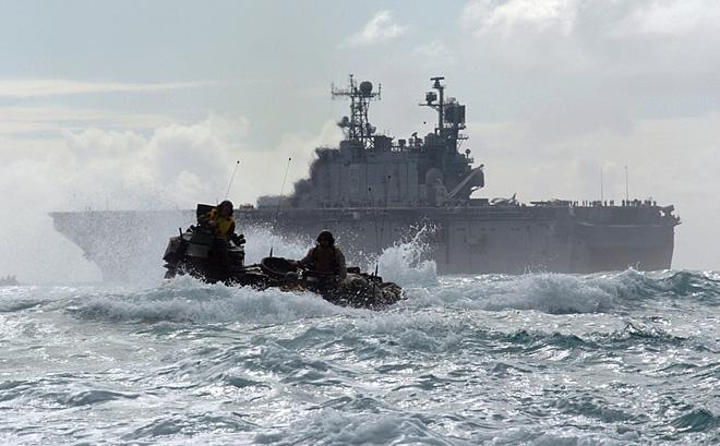 [Ảnh] Siêu hạm Mỹ từng được dự định mang tên địa danh Việt Nam - Ảnh 7.