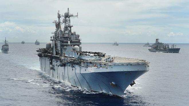 [Ảnh] Siêu hạm Mỹ từng được dự định mang tên địa danh Việt Nam - Ảnh 8.