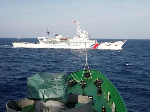 Singapore cảnh báo xung đột ở Biển Đông bắt đầu từ tàu hải cảnh Trung Quốc - ảnh 2