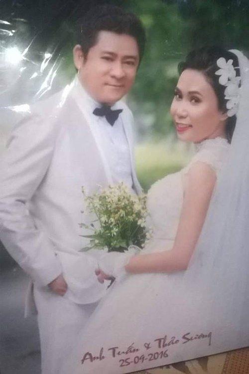 6 sao nam Việt làm đám cưới ở ngưỡng 50 tuổi - 2