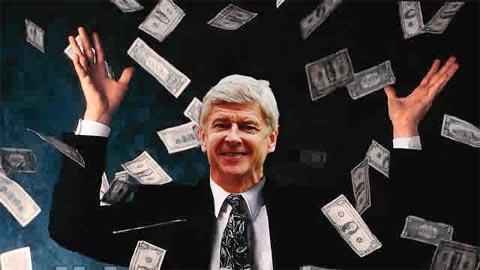 Arsenal có nhiều tiền mặt hơn Barca, Real và Bayern cộng lại
