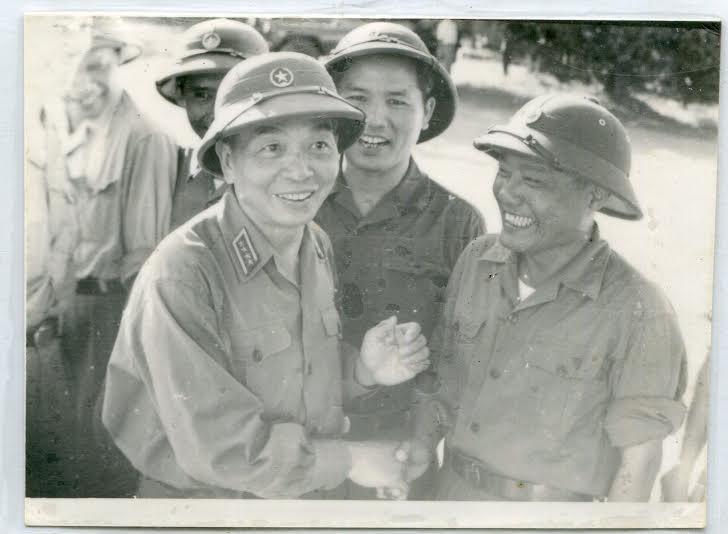 Tướng Giáp, Đại tướng Võ Nguyên Giáp