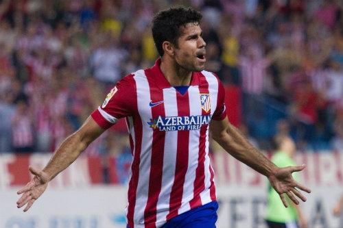 "Diego Costa: Tỏa sáng Chelsea vẫn ""thả thính"" Atletico - 2"