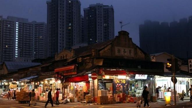 Du Ma Dia: Khu giang ho mot thoi 'khet tieng' Hong Kong hinh anh 2