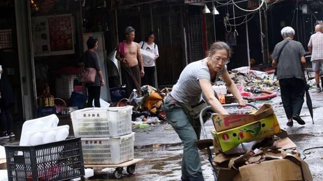 Du Ma Dia: Khu giang ho mot thoi 'khet tieng' Hong Kong hinh anh 3