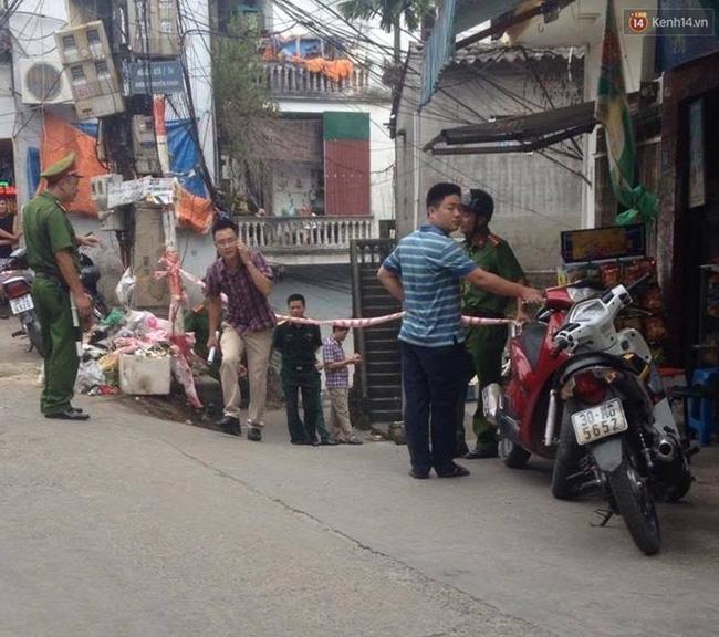Hà Nội: Nghi vấn nhóm người lạ đặt mìn tự chế do nợ nần - Ảnh 2.