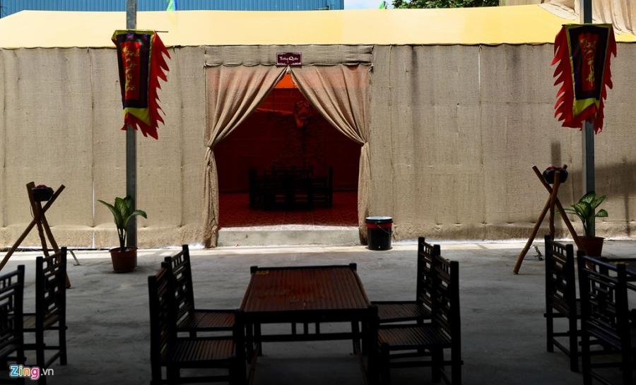 Nha hang phong cach Tam Quoc Chi o Sai Gon hinh anh 2