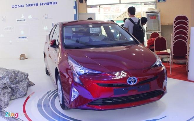 Nhung mau xe dang xem nhat Vietnam Motor Show 2016 xuat hien hinh anh 4