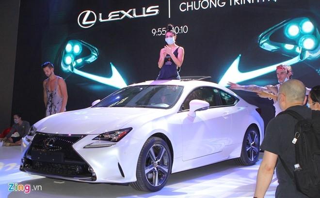 Nhung mau xe dang xem nhat Vietnam Motor Show 2016 xuat hien hinh anh 5