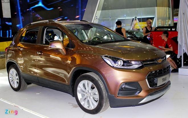 Nhung mau xe dang xem nhat Vietnam Motor Show 2016 xuat hien hinh anh 6
