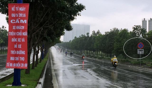 Giám đốc Trung tâm Quản lý đường hầm sông Sài Gòn thừa nhận đây là sai sót và nghiêm khắc kiểm điểm, rút kinh nghiệm để không xảy ra tình trạng tương tự.