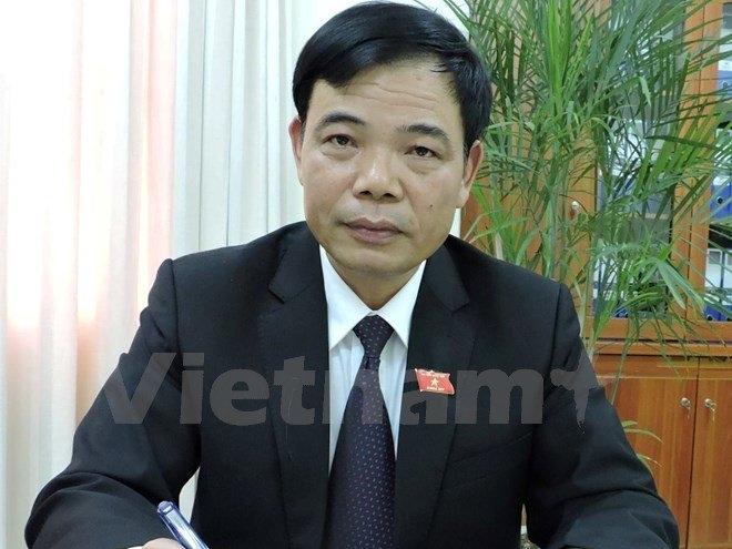bộ trưởng bị phê bình, Chủ tịch QH, Nguyễn Thị Kim Ngân, Bộ trưởng NN&PTNT, Nguyễn Xuân Cường