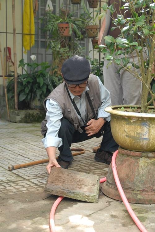 Cho phép thăm dò khu vực nghi có dấu tích lăng mộ vua Quang Trung - ảnh 1