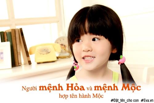 dat ten cho con gai hop menh theo ngu hanh - 3