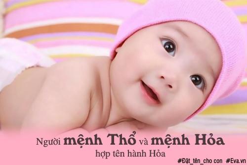 dat ten cho con gai hop menh theo ngu hanh - 4