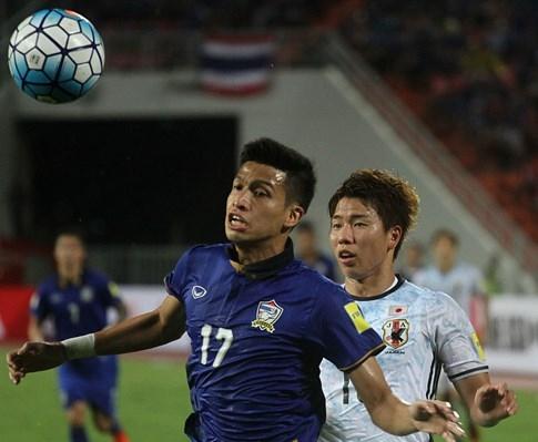 Kiatisak cải thiện điểm yếu cho tuyển Thái Lan  - ảnh 1