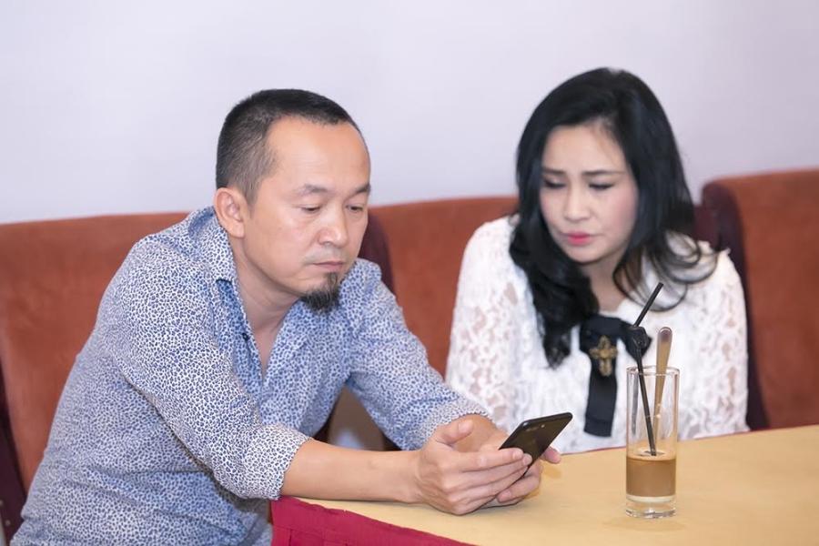 Nghệ sĩ Quốc Trung, ca sĩ Thanh Lam, ca sĩ Tùng Dương