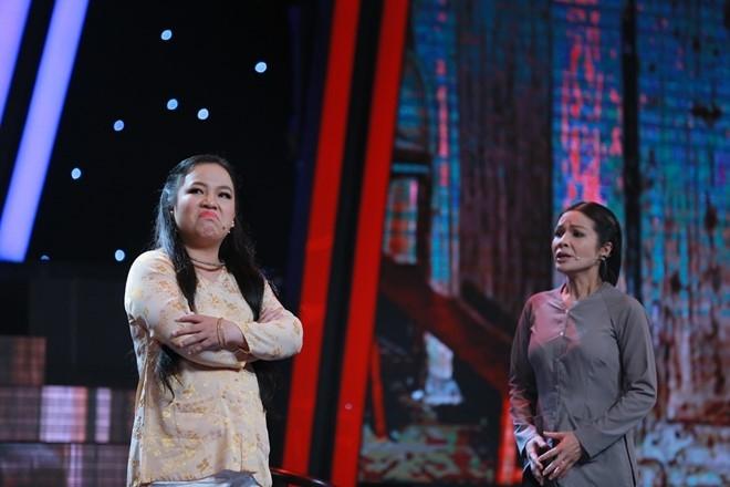 Thanh Truc hon ban dien tren san khau hinh anh 5