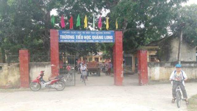 Trường tiểu học Quảng Long (huyện Quảng Xương, Thanh Hóa)