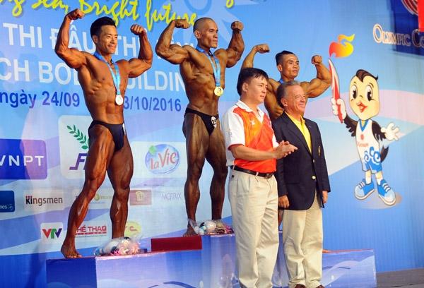 đoàn Việt Nam ABG5, Đại hội thể thao bãi biển châu Á, nhất toàn đoàn, Trung Quốc, Thái Lan