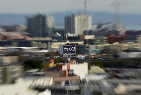 Yahoo lại dính bê bối lớn. Ảnh: Reuters