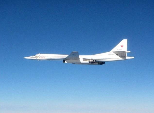 Một máy bay ném bom của Nga. (Ảnh: Getty)