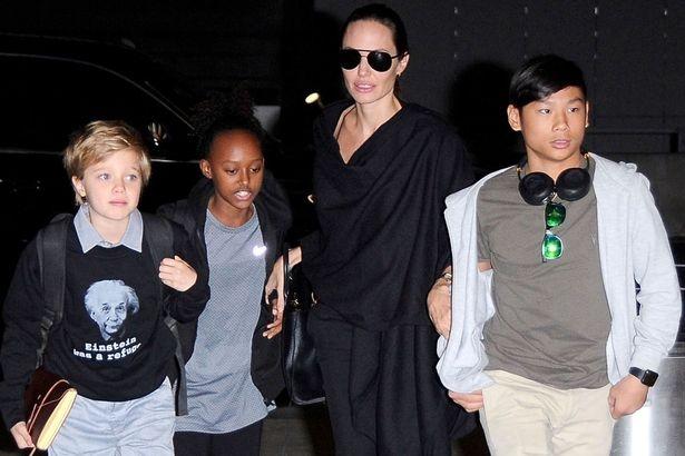 Angelina Jolie và các con trị liệu tâm lý để đối mặt với vụ ly dị đau lòng - Ảnh 1.