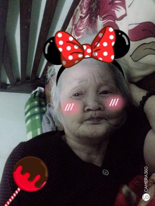 Bà ngoại đáng yêu nhất năm: 88 tuổi nhưng phải được gọi bằng công chúa mới chịu ăn - Ảnh 2.