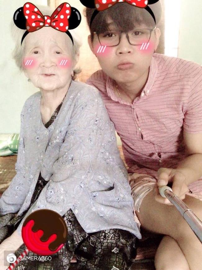 Bà ngoại đáng yêu nhất năm: 88 tuổi nhưng phải được gọi bằng công chúa mới chịu ăn - Ảnh 4.