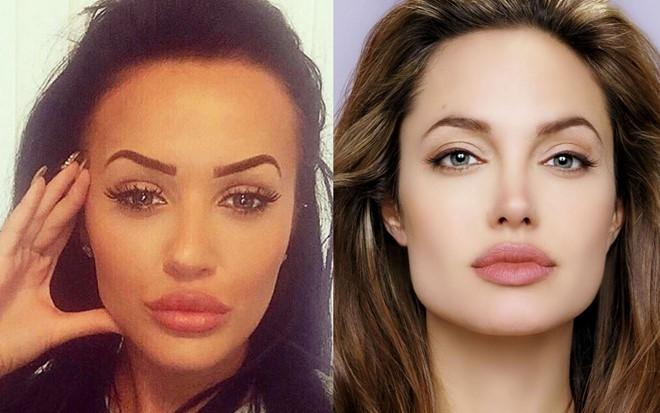 Co gai duoc coi nhu Angelina Jolie cua nuoc Anh hinh anh 4