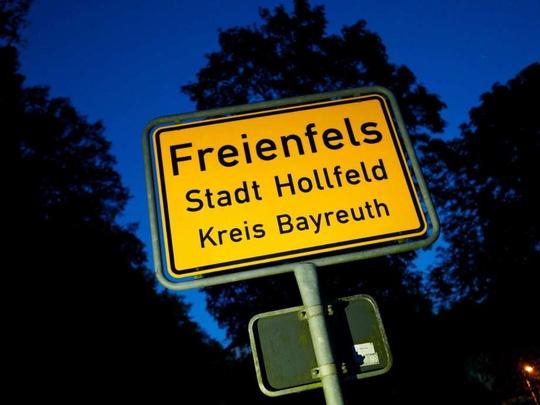 Vụ việc xảy ra tại thị trấn Freienfels. Ảnh: AP