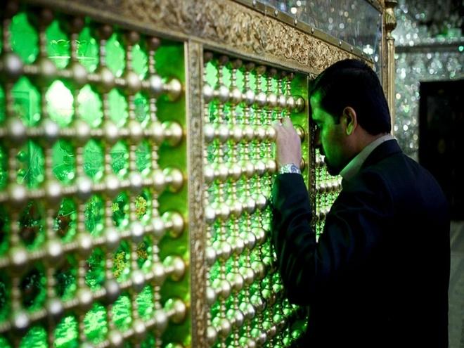 Lăng mộ lấp lánh như viên kim cương