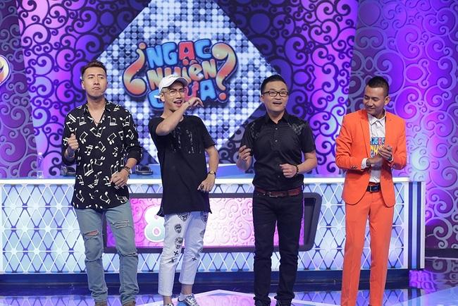 Mai Ngô táo bạo diện mốt không nội y tham gia gameshow - Ảnh 7.