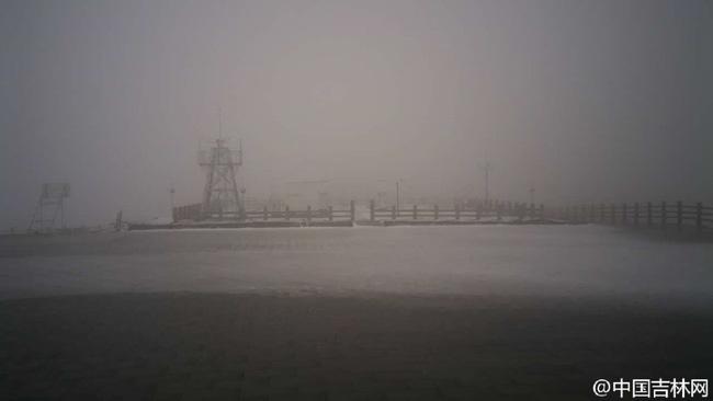 Trung Quốc: Những trận tuyết đầu mùa đẹp đến nao lòng - Ảnh 5.