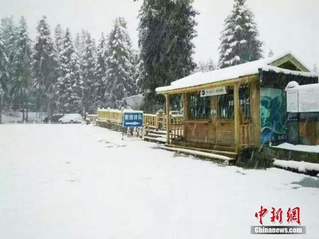 Trung Quốc: Những trận tuyết đầu mùa đẹp đến nao lòng - Ảnh 12.