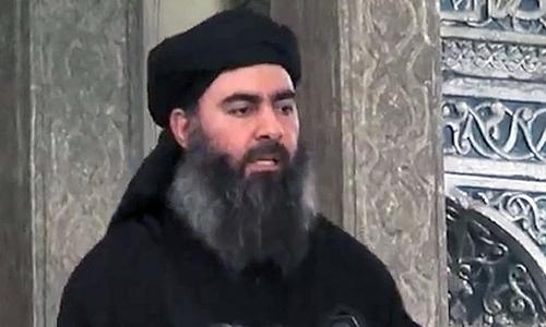 Ro tin don thu linh toi cao IS al-Baghdadi da chet