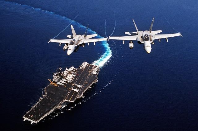 Ảnh minh họa: US Navy