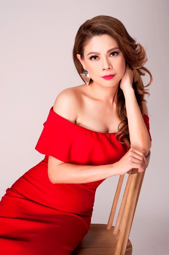Thanh Thao an tuong voi 2 gam mau den - do hinh anh 3