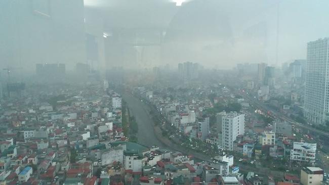 Thực hư thông tin Hà Nội đang ô nhiễm không khí nhất nhì thế giới - Ảnh 2.