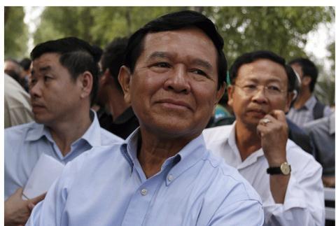 Tinh hinh Campuchia ha nhiet truoc chuyen tham cua ong Tap