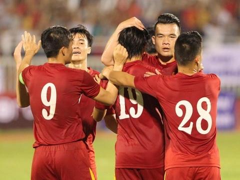 Việt Nam 5-2 Triều Tiên: 'Show diễn' của Tuấn Anh, Xuân Trường và những người bạn