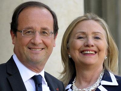 Tổng thống Pháp: Bà Clinton là lựa chọn duy nhất trong cuộc bầu cử Mỹ