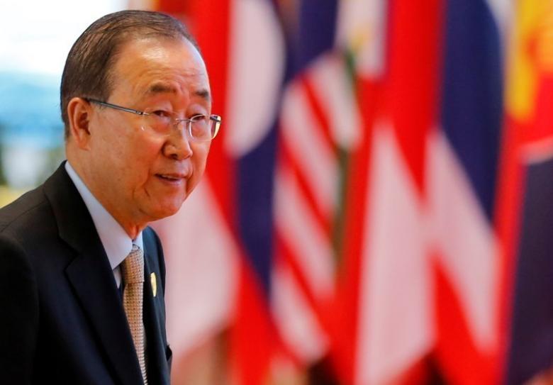 Hội đồng bảo an chính thức đề cử ông Guterres kế nhiệm ông Ban Ki-moon - ảnh 1