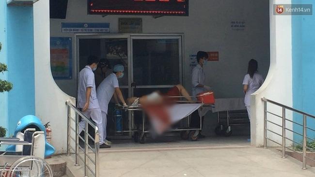 Nghi vấn đối tượng truy sát nhiều người trong chùa Bửu Quang có sử dụng chất kích thích - Ảnh 2.