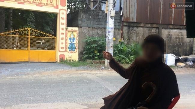 Nghi vấn đối tượng truy sát nhiều người trong chùa Bửu Quang có sử dụng chất kích thích - Ảnh 3.