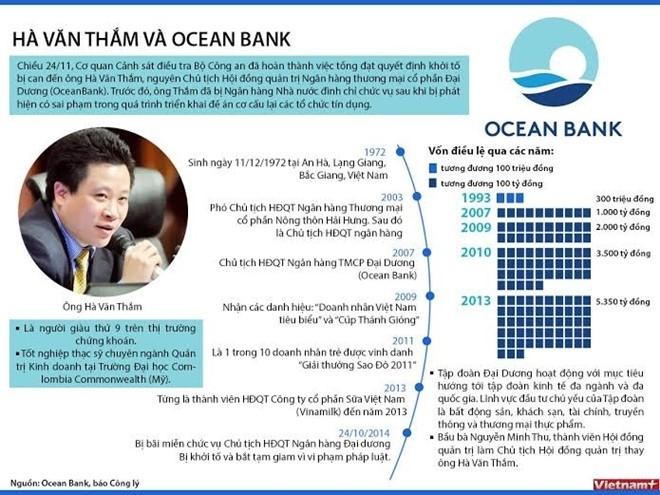 Ong Ha Van Tham gay thiet hai cho Oceanbank the nao? hinh anh 2