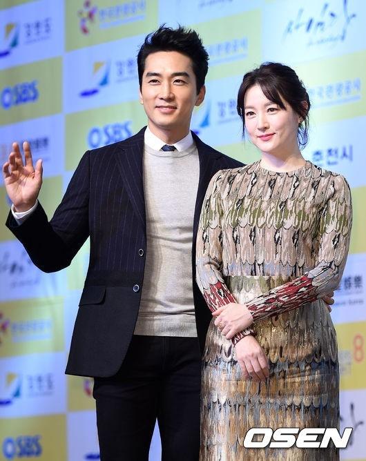 Song Seung Hun don tuoi 40 ben Luu Diec Phi hinh anh 2