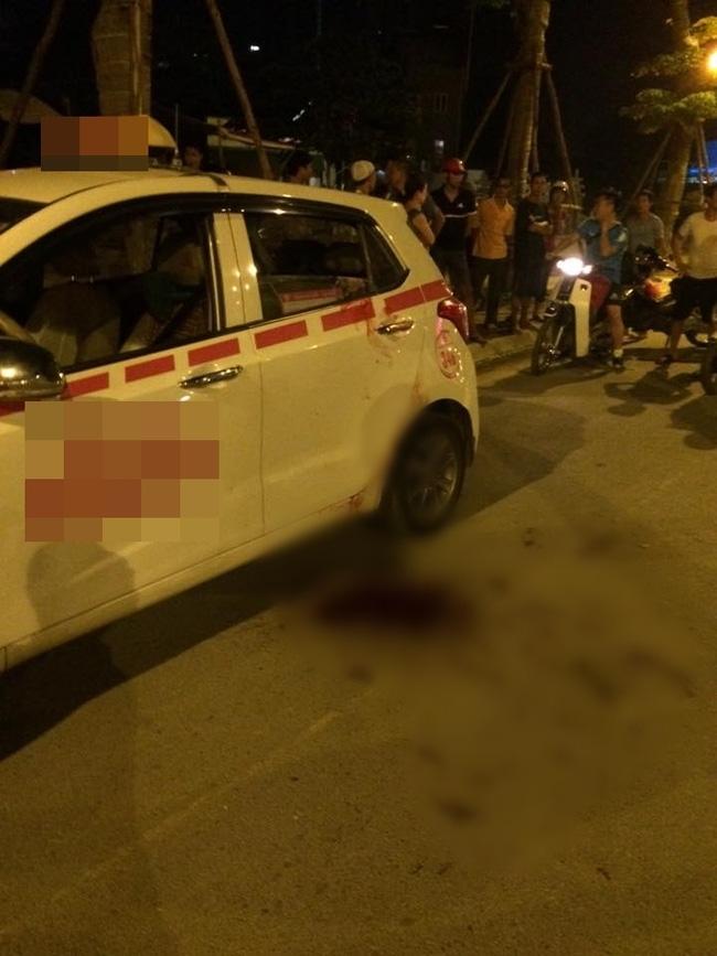 Tài xế taxi bị thanh niên 19 tuổi truy sát, cứa cổ ở Hà Nội? - Ảnh 3.